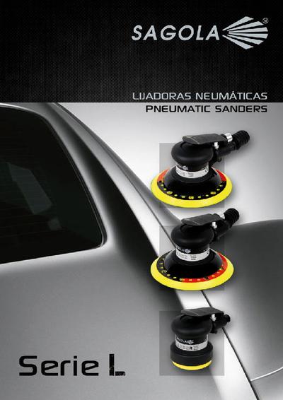 Catalogue Peumatic Sanders