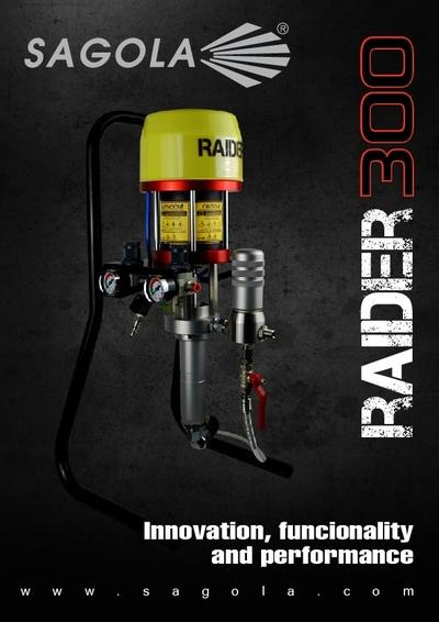 Raider 300 Information sheet