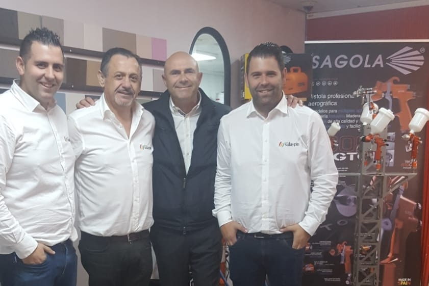 Sagola приняла участие в выставках в Мурсии и Малаге